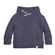 Burt's Bees Baby Baby Organic Hoodie, Starry Night Sweatshirt, 3-6 Months