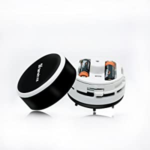 tenwin 乾電池式卓上掃除機 ミニクリーナー 強力吸引 キーボード掃除機