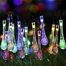S & G Cadena luces de navidad, Multicolor