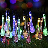 S&G Fairy Garden Lights, Multi-Color 7.85M 40 Solar