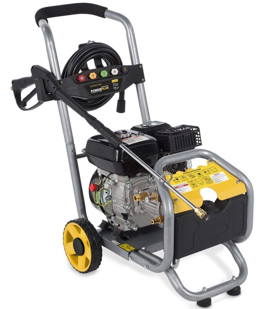Profesional Gasolina limpiador de alta presión Motor de gasolina ...