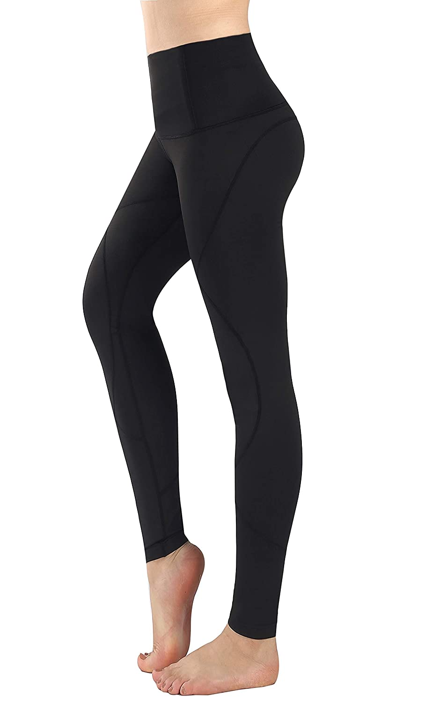 New Mincc Legging Sport Pantalon pour Femme Fi/èvre Intelligente avec Poche Pleine Longueur Grande Taille Yoga Fitness