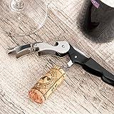 HYZ Twichan 3 Pack Waiter Corkscrew Upgraded