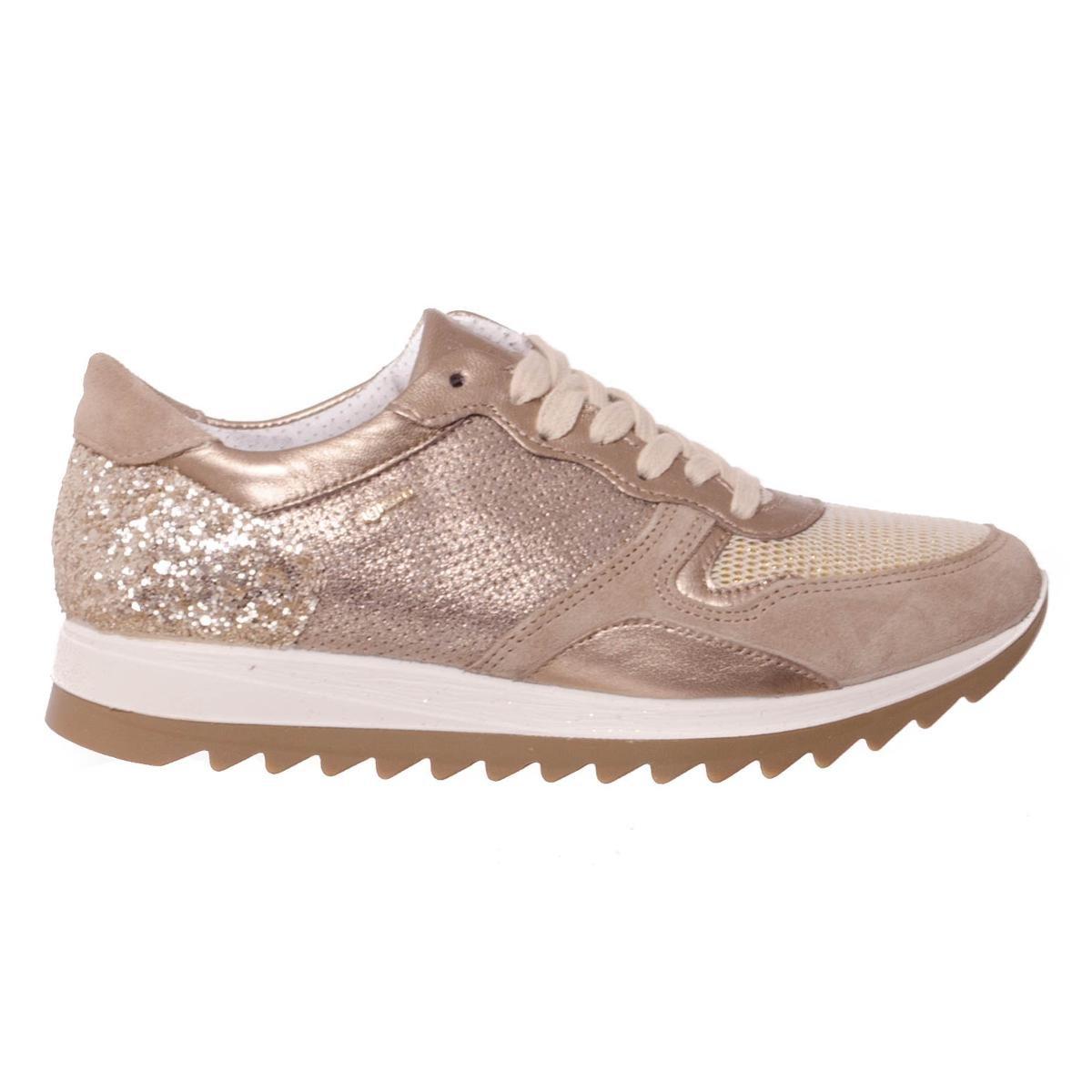 Mujeres Zapatos planos visione/oro dorado, (visione/oro) 7771300 38 EU|visione/oro