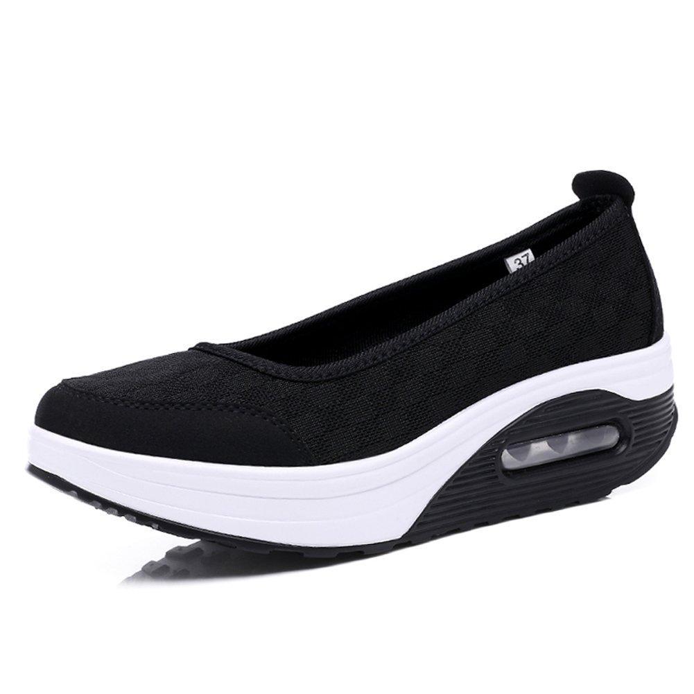 Greaten, Sneaker donna Mesh Black