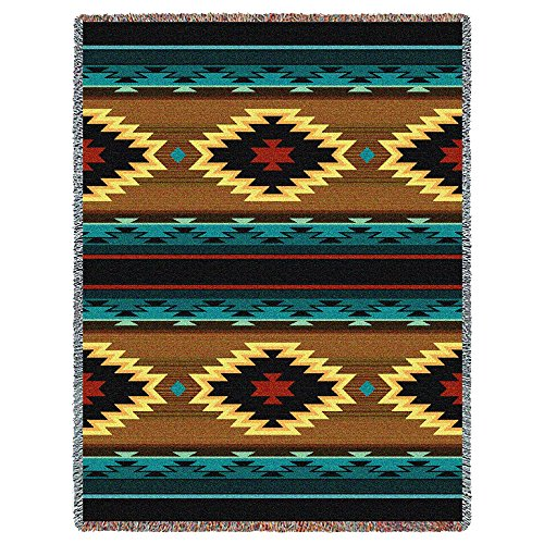 Pure Country Inc. Anatolia Tapestry Throw Blanket by Pure Country