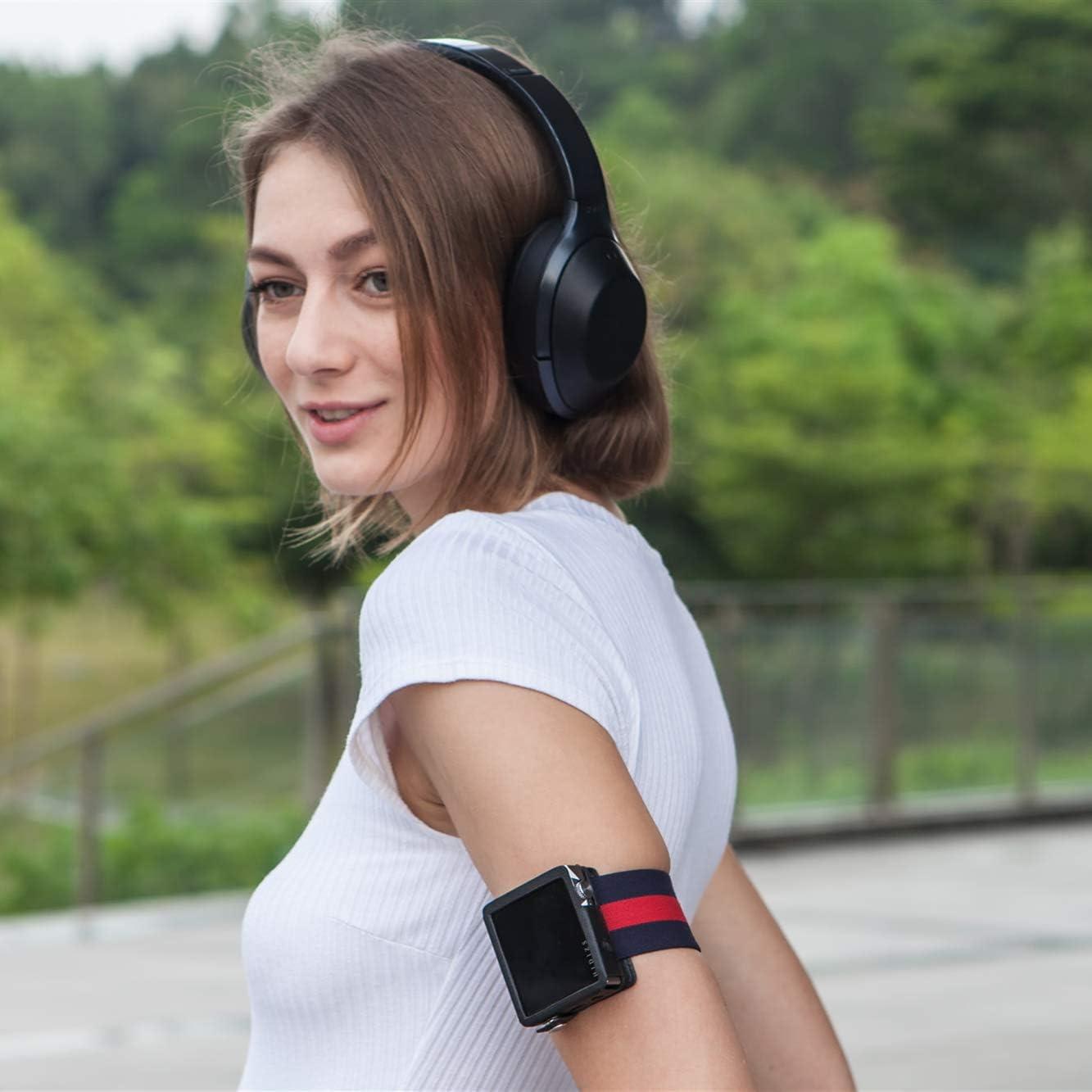 HIDIZS AP80 Ultraportable HiFi Music Player Bluetooth MP3 Player High Resolution Audio Player Blau