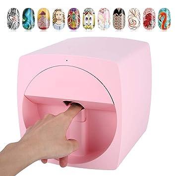 Impresora de Arte de uñas, Impresora Digital portátil 3D de ...