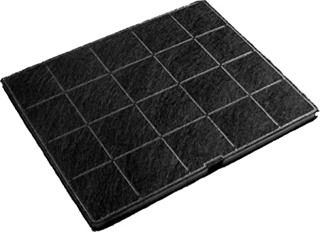 Zanussi ECFB01 Cooker hood filter accesorio para campana de estufa - Accesorio para chimenea (Cooker hood filter, Negro, Fibra de carbono, Zanussi, ZHS92450XA, ZHB92670XA, ZHB62670XA, 193 mm): Amazon.es: Hogar