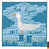 Rob Ryan 2017 Wall Calendar