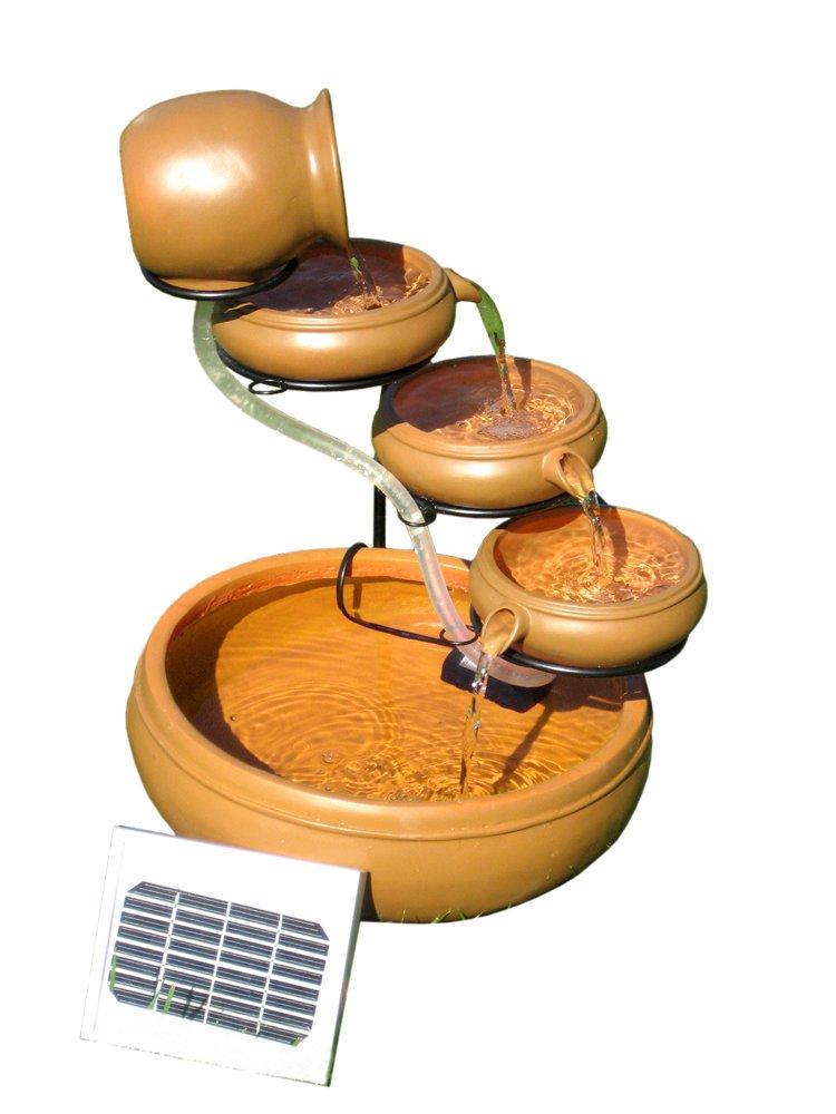 Koolscape Solar Cascading Fountain Kit by KYOTO