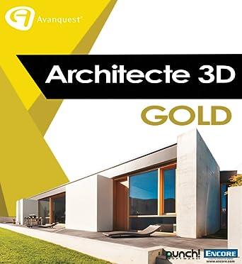 Architecte 3D Gold 2017 V19 Telechargement