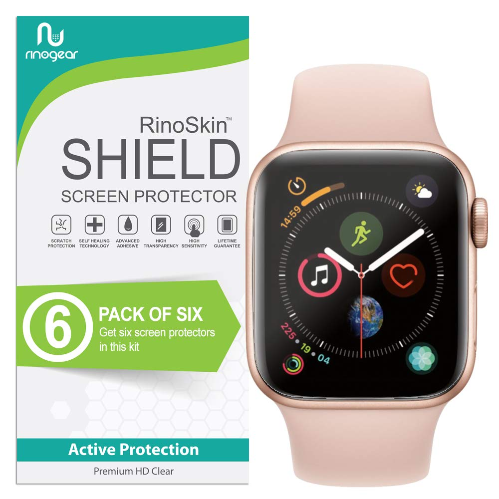 Film Protector para Apple Watch 40mm x6 RINOGEAR -7HVNM8BB