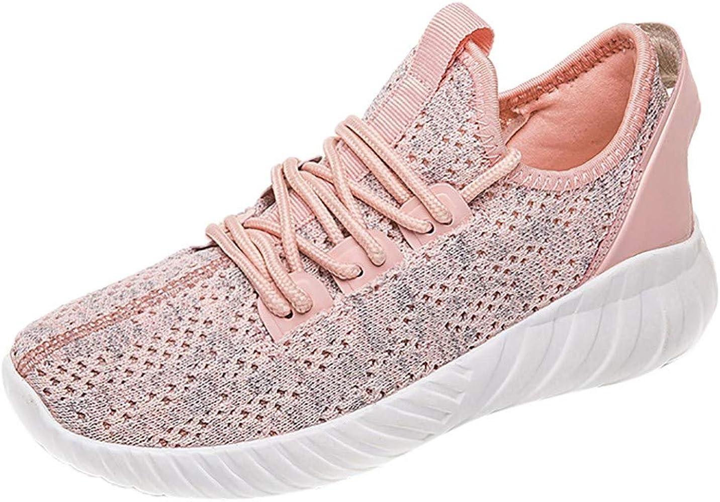 VECDY Zapatos Mujer, Zapatos De Aire Libre Calzado Deportivo Mosca ...