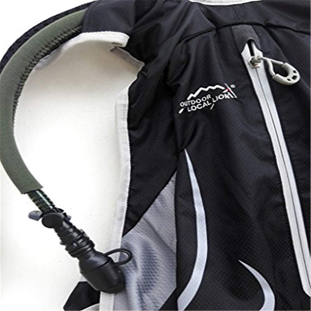 CosPrincely Mochila Ciclismo Impermeable 18L Unisexo Ultraligero Multiprop/ósito Macuto para Deportes al Aire Senderismo Monta/ñismo