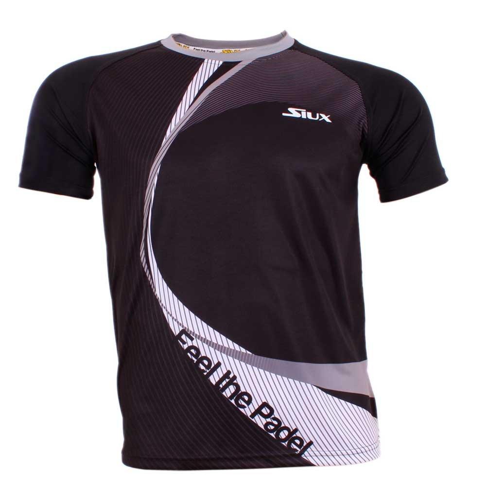 Siux Camiseta Linked NIÑO Negra: Amazon.es: Deportes y aire libre