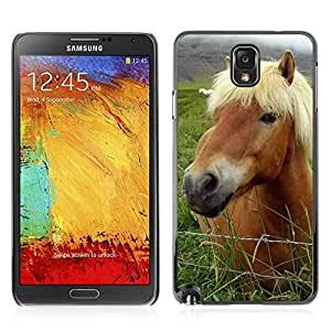 Carcasa Funda Case // Horse V0000126//Samsung Galaxy NOTE 3 N9006