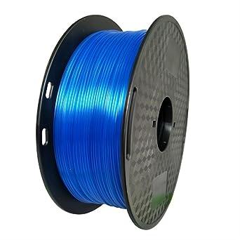 Uniqstore Filamento de la impresora 3D,PETG material,1.75 mm ...