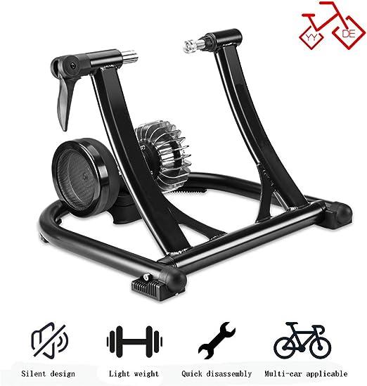 YYDE Bicicleta Trainer Soporte de Rodillos para Bicicletas ...