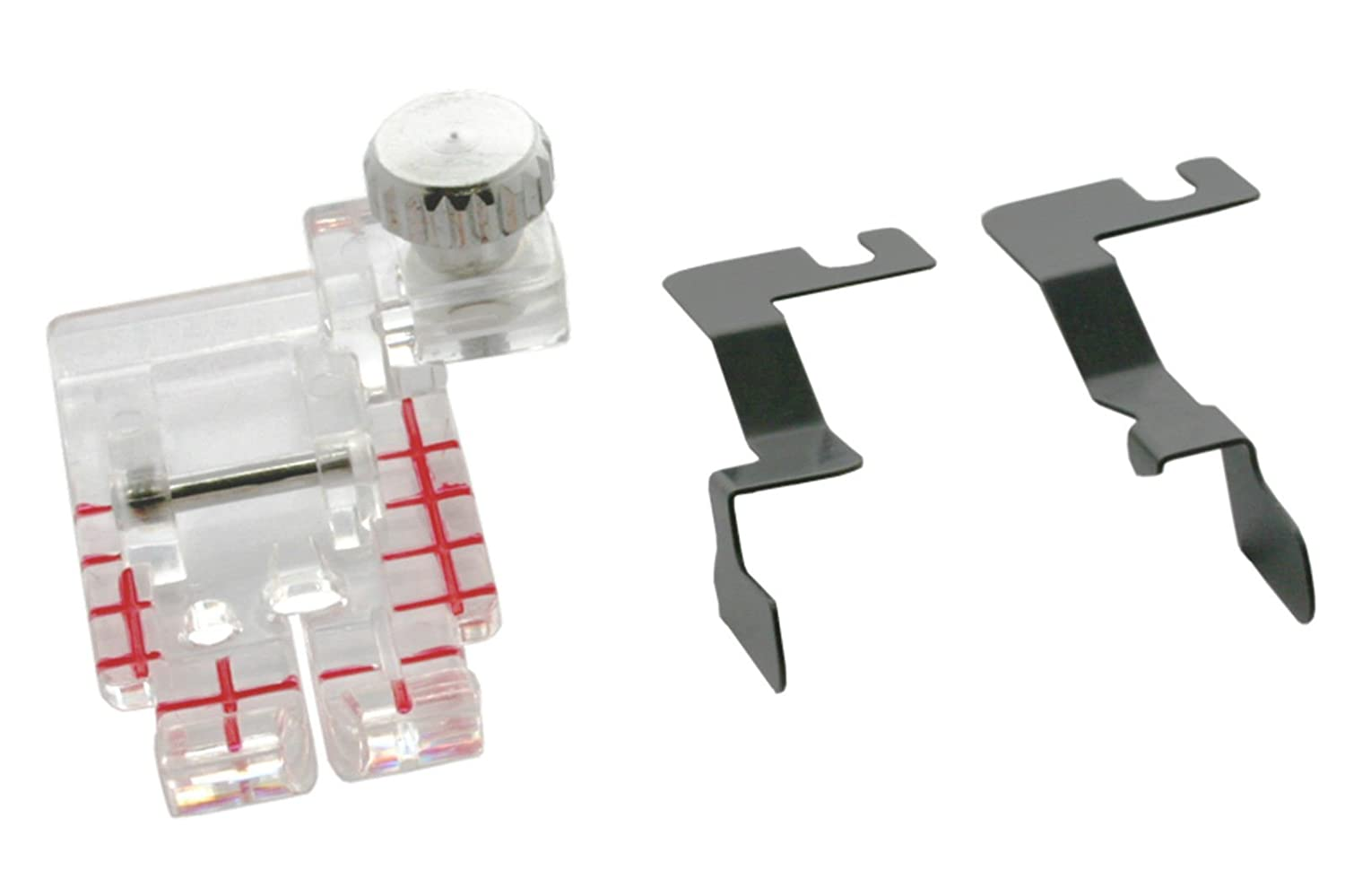 Janome Sewing Machine Clear View Quilting Foot And Guide Set (Part No. 200449001 Category B/C)