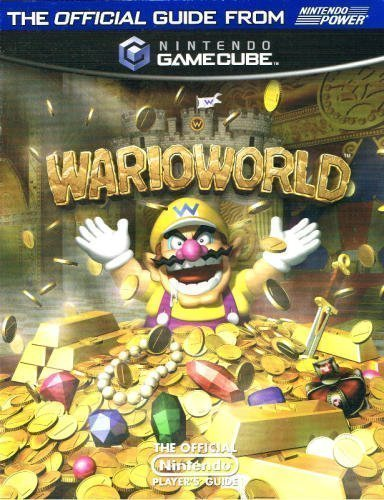 Official Guide from Nintendo Gamecube WarioWorld