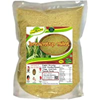 nalAmudhu Organic BrownTop Millet | Korale | Urochloa Ramosa Millet 453.5g | 1-lbs…