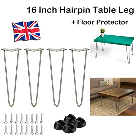 Patas de mesa de 40 cm de altura para mesa de café, mesa de ...