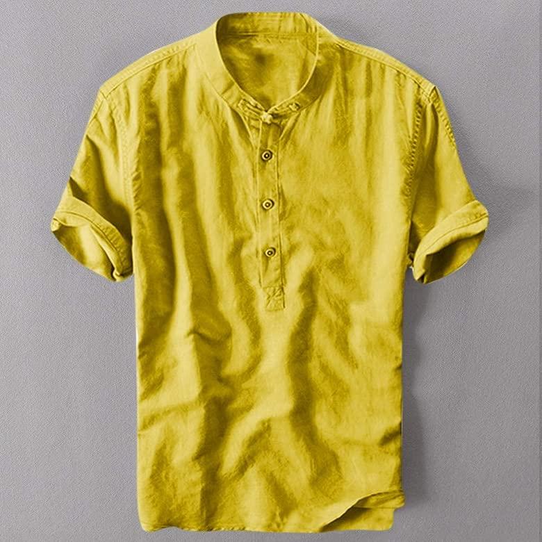 Overdose Camisas Hombre Lino De Verano Hawaiana Originales ...