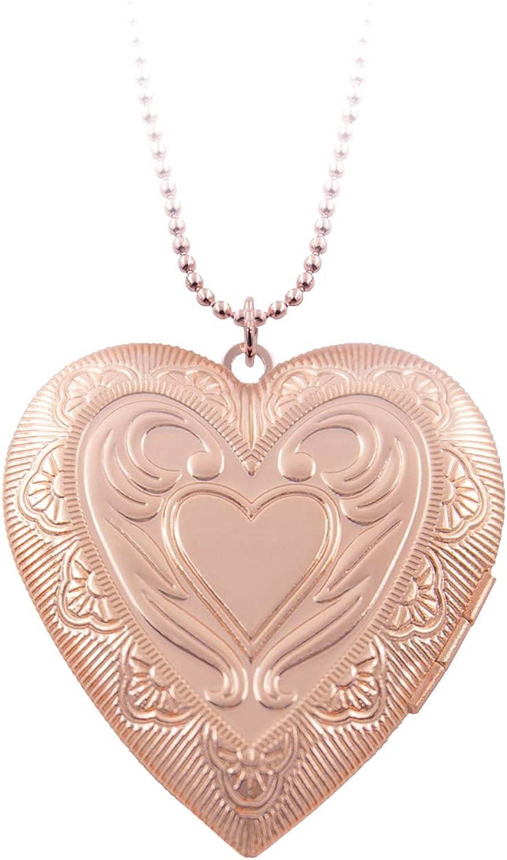 Lux Accessories Boho Bohemian burnished Gold Diamond Dangle Statement Necklace
