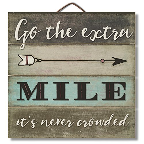 go the extra mile - 5