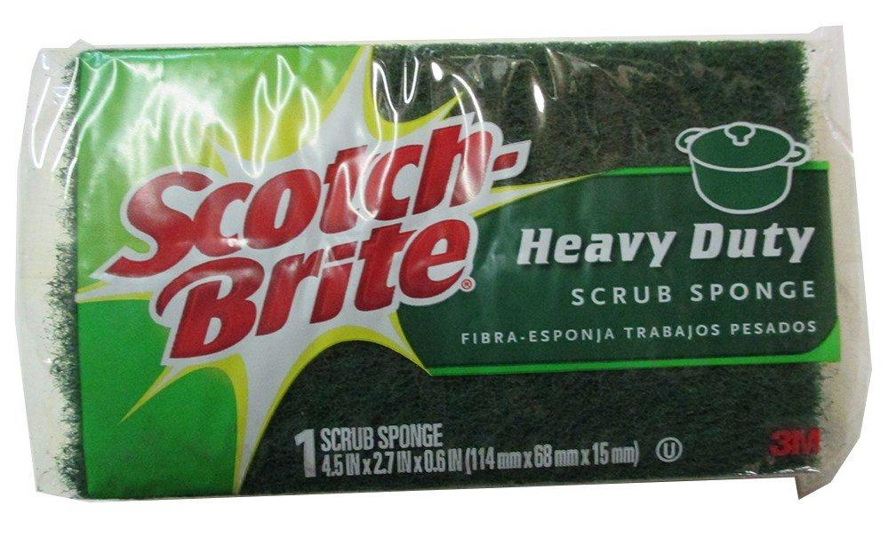 Scotch Brite 425 Scotch-Brite™ Kitchen Scrub Sponge