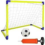 Go Play Kit Futebol com Bola Trave de Gol e Bomba Multikids - BR952