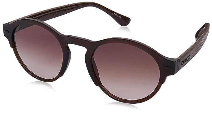 Havaianas Caraiva Gafas de Sol, Multicolor (Brown), 51 ...