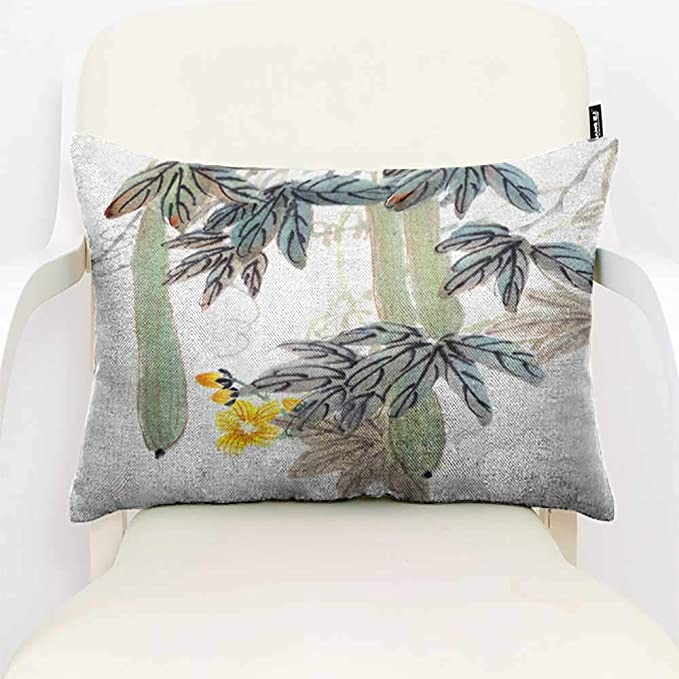 Pregnancy Pillow Chinese Painting of
