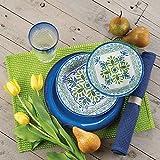 Global Tile Melamine 12-piece Dinnerware Set