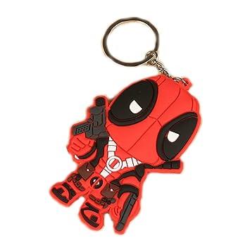 Athena Marvel Comics Deadpool Auto/casa/barco llavero w/caja ...