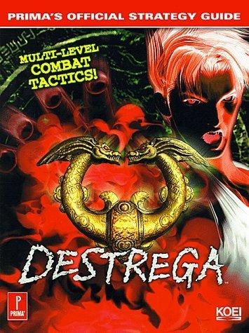 Destrega (Prima's Official Strategy Guide) by Greg Kramer (1999-01-20)