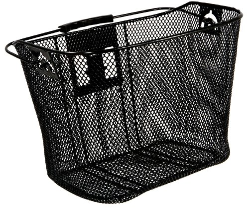 Front Bike Basket - Schwinn Quick Release Wire Basket
