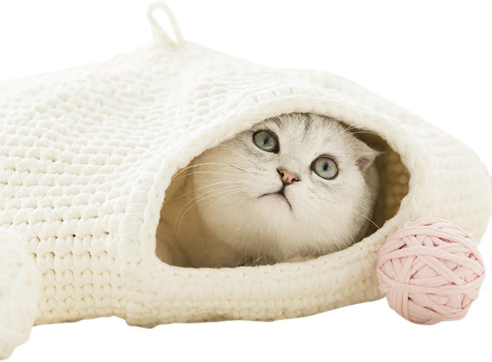 Easy Pet Bed Free Crochet Patterns DIY Instructions   Crochet cat ...   737x1000
