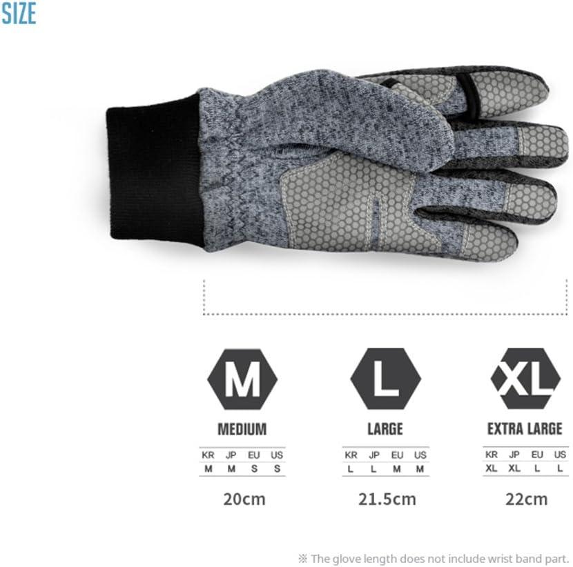 Matin Knit finger Shooting Glove KSG15 XLarge