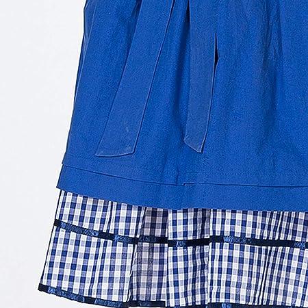 ღLILICATღ Midi Dirndl Set Mujer Vestido Tradicional ...
