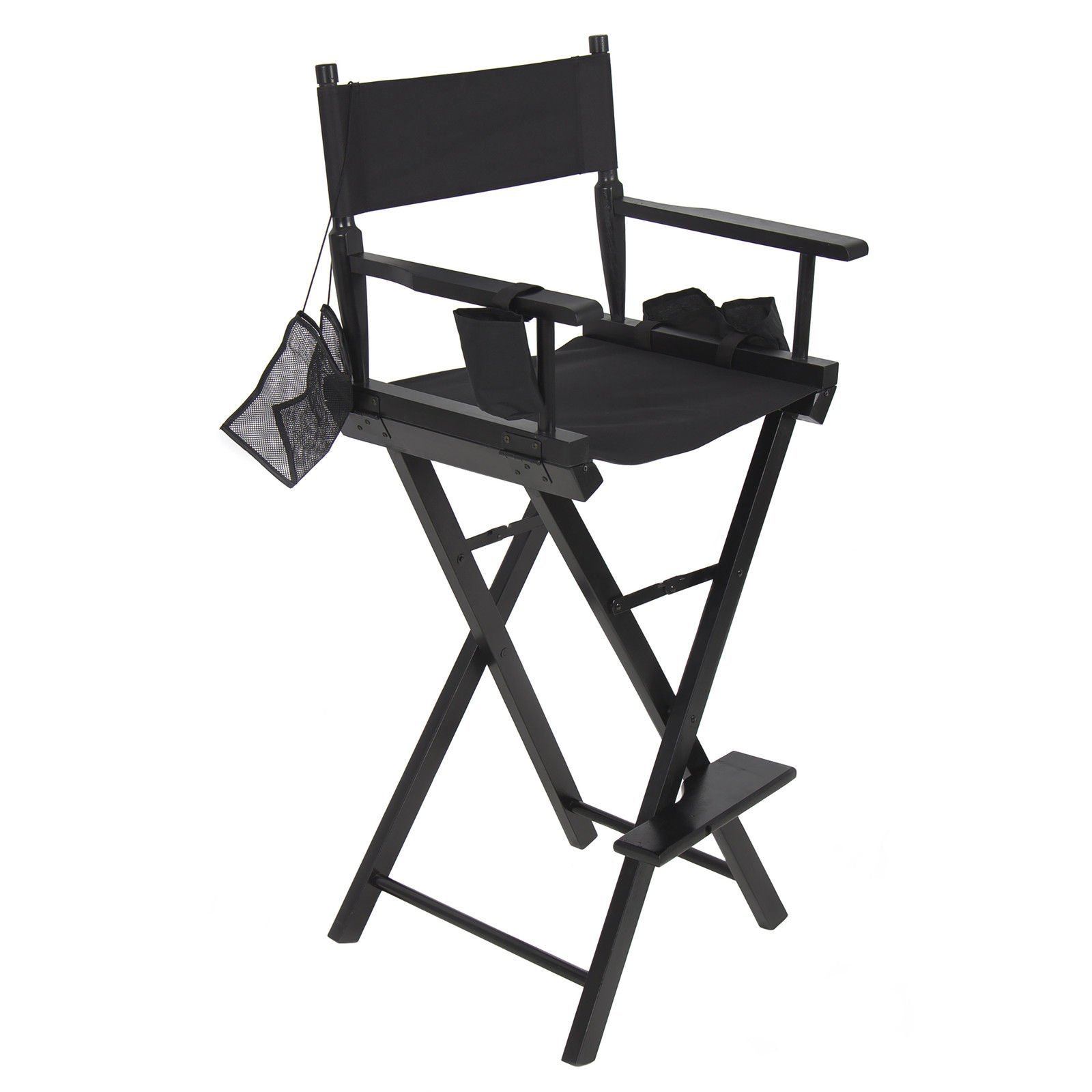 LA BOVA Makeup Artist Director's Chair Light Weight and Foldable Professional