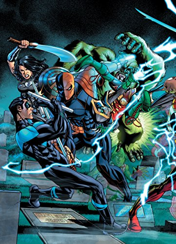Titans: The Lazarus Contract