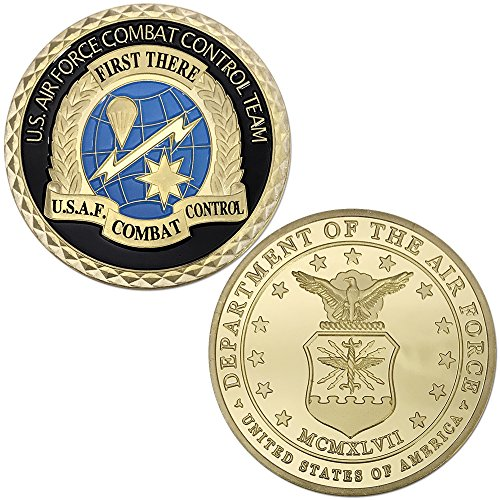 US Air Force Combat USAF Challenge Coin (Challenge Coin Air Force)