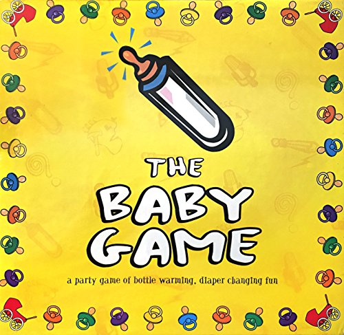 The Baby Game ~ Baby Shower or Party Board (Adult Baby Shower Games)
