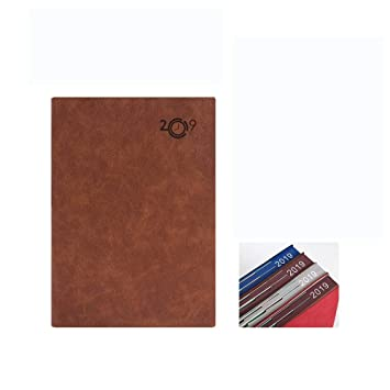 YWHY Cuaderno Calendario 2019 Calendario Agenda Cuaderno 365 ...