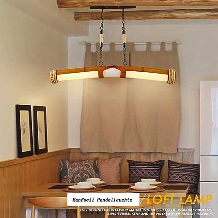 Design Luminaire Suspension Vintage Edison Loft Style Moderne