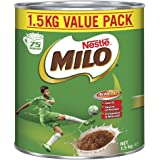 MILO Choc-Malt Powder Malted Drinks, 1.5Kg