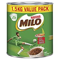 MILO Choc-Malt Powder Malted Drinks, 1.5Kg