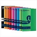 Favini A65X214 Rismalucea4 Cartoncino Colorato, 140 g/Mq, Assortiti 6 Colori